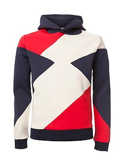 THDM Colour Block Hoody