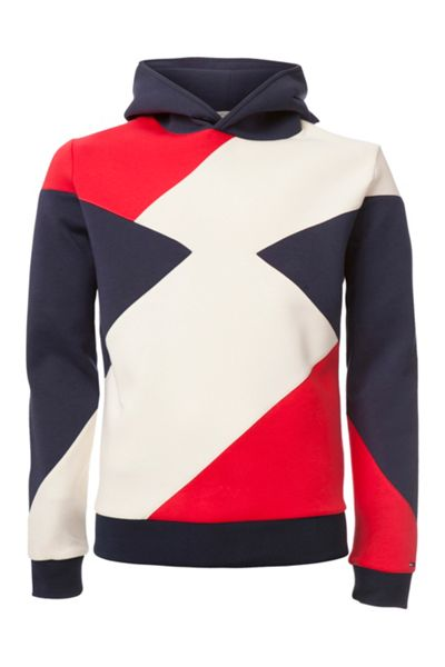 Tommy Hilfiger THDM Colour Block Hoody