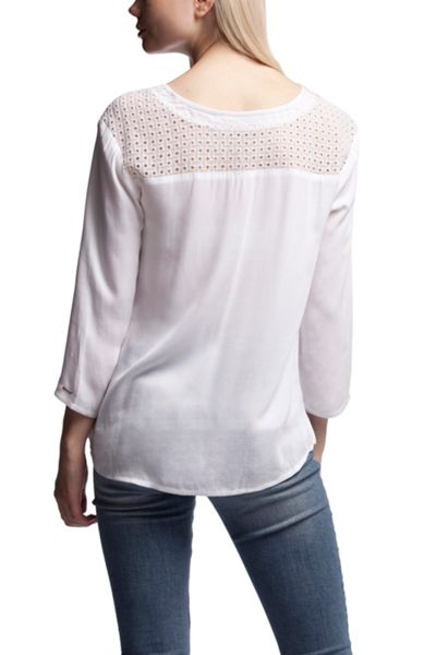 Tommy Hilfiger THDW V-Neck Blouse