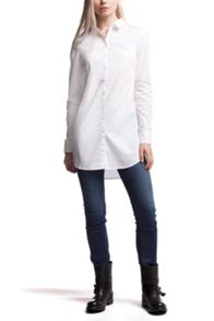 Tommy Hilfiger Basic Stretch Long Shirt
