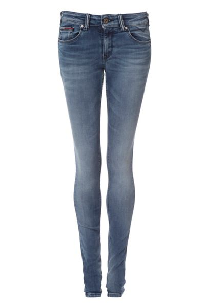 Tommy Hilfiger Low Rise Skinny Sophie DYFST Jeans