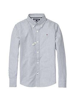 Park Stripe Fashion Shirt