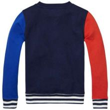 Tommy Hilfiger Colour Block Jumper