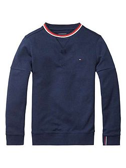 Tommy Crew Neck Sweater