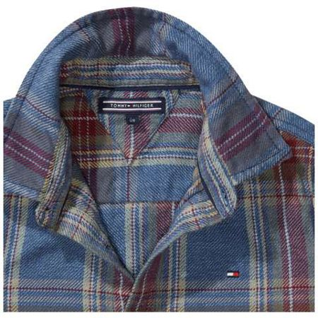 Tommy Hilfiger Heavy Twill Check Shirt