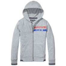 Tommy Hilfiger Hilfiger Zip Through Hoody