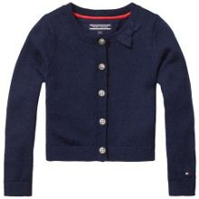 Tommy Hilfiger Girls Soft Mini Cardigan