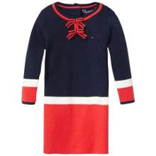 Tommy Hilfiger Colourblock Mini Dress