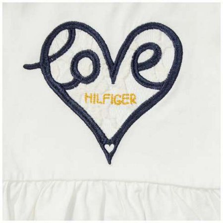 Tommy Hilfiger Hearts Mini Top