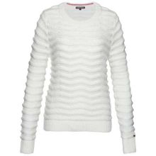 Tommy Hilfiger Bedelia Crop Rope Sweater
