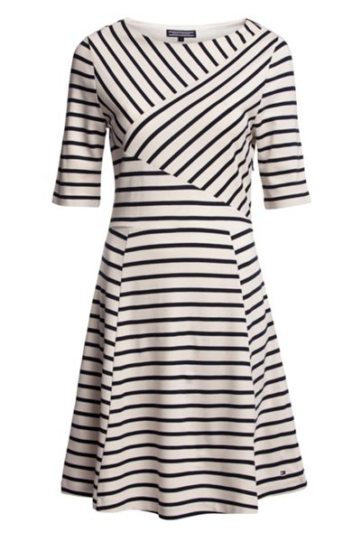 Tommy Hilfiger Oliver Stripes Dress