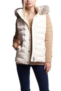 Tommy Hilfiger New Tyra Down Vest
