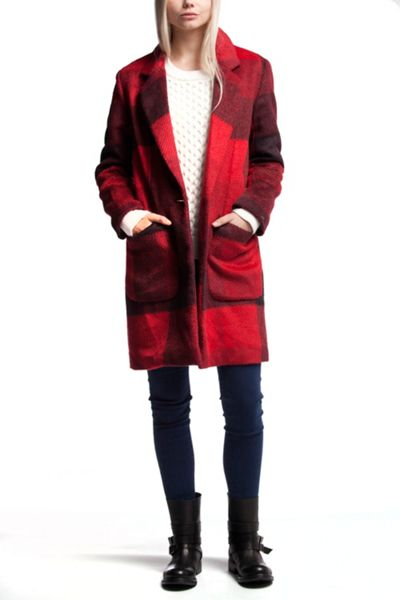 Tommy Hilfiger Izzy Wool Coat