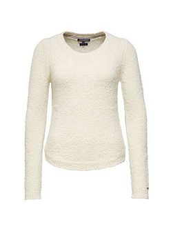 Porti Open Neck Sweater