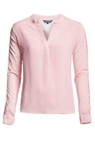 Tommy Hilfiger Ondrea Placket Front Top