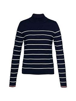 Ivy Stripe Sweater