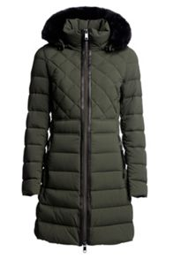 Tommy Hilfiger Nikki Premium Stretch Down Coat