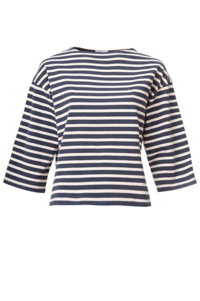 Tommy Hilfiger THDW 3/4 Sleeve Stripe Top