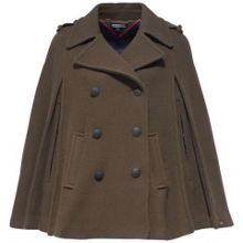Tommy Hilfiger Harriet Wool Cape