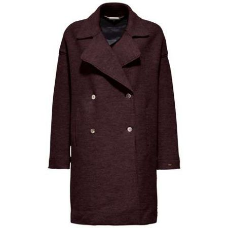 Tommy Hilfiger Rider Boiled Wool Coat
