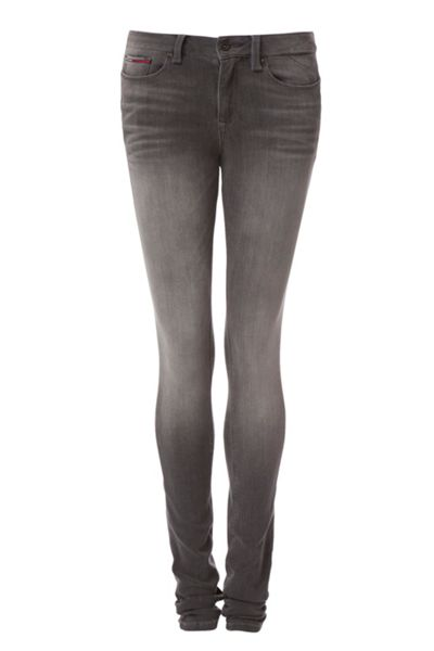 Tommy Hilfiger Mid Rise Skinny Nora SWBK Jeans