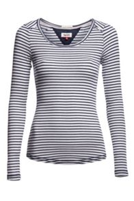 Tommy Hilfiger Basic Stripe Top