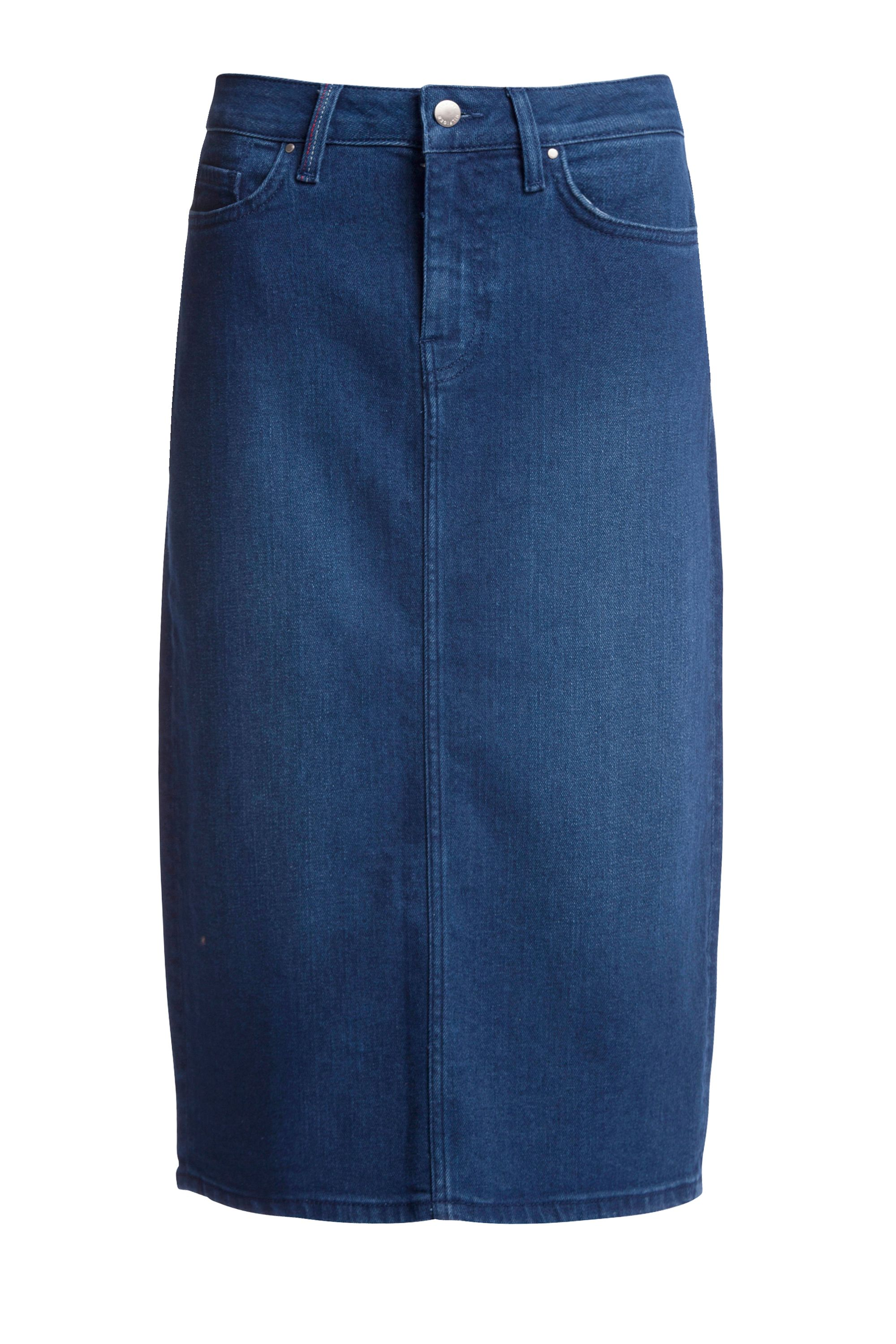Tommy Hilfiger Rome Long Timi Skirt, Blue