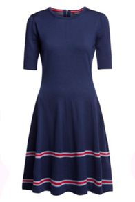 Tommy Hilfiger Jolita Stripe Dress