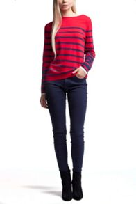 Tommy Hilfiger Icons Ivy Stripe Top