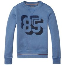 Tommy Hilfiger Boys 85 Applique Sweatshirt