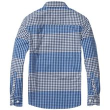 Tommy Hilfiger Boys Rugby Gingham Shirt