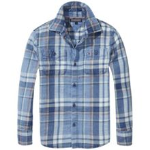 Tommy Hilfiger Boys Check Shirt