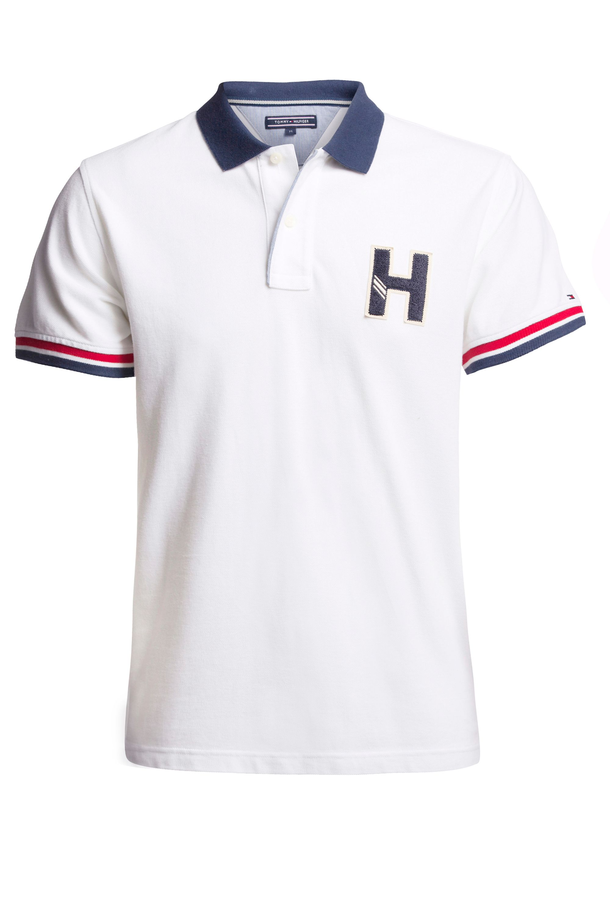 Men's Tommy Hilfiger Amos Polo Top, White