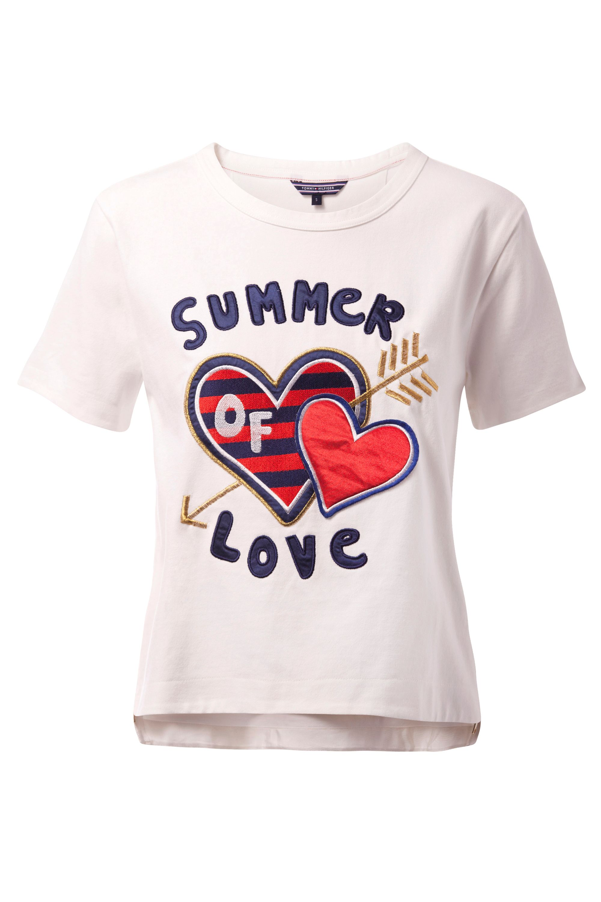 Tommy Hilfiger Cameron Top, White