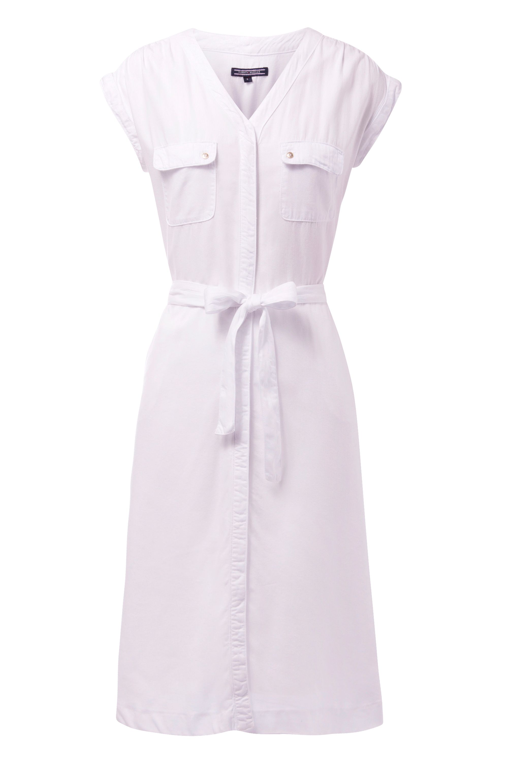 Tommy Hilfiger Tara Dress, White