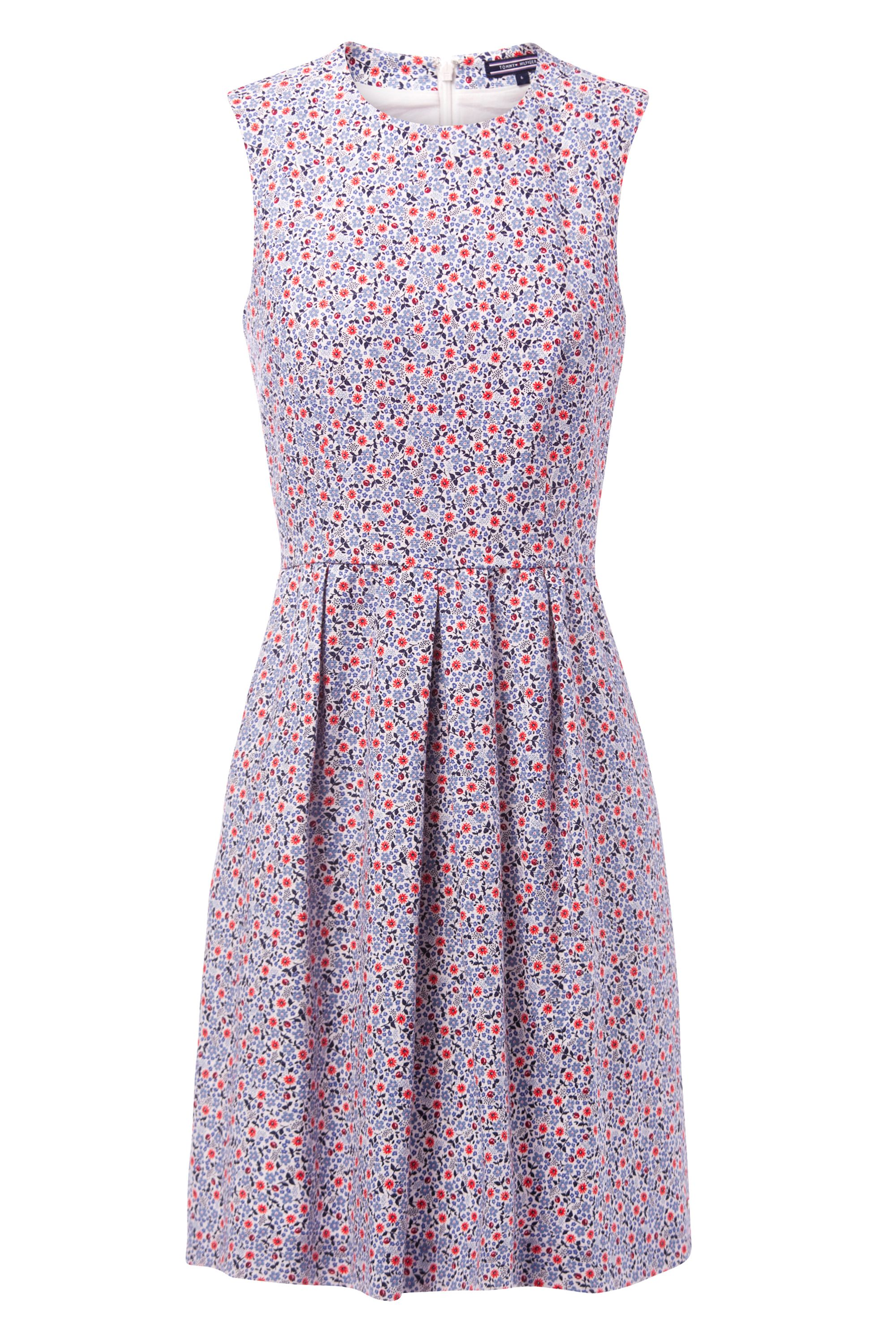 Tommy Hilfiger Taylor Dress, Blue