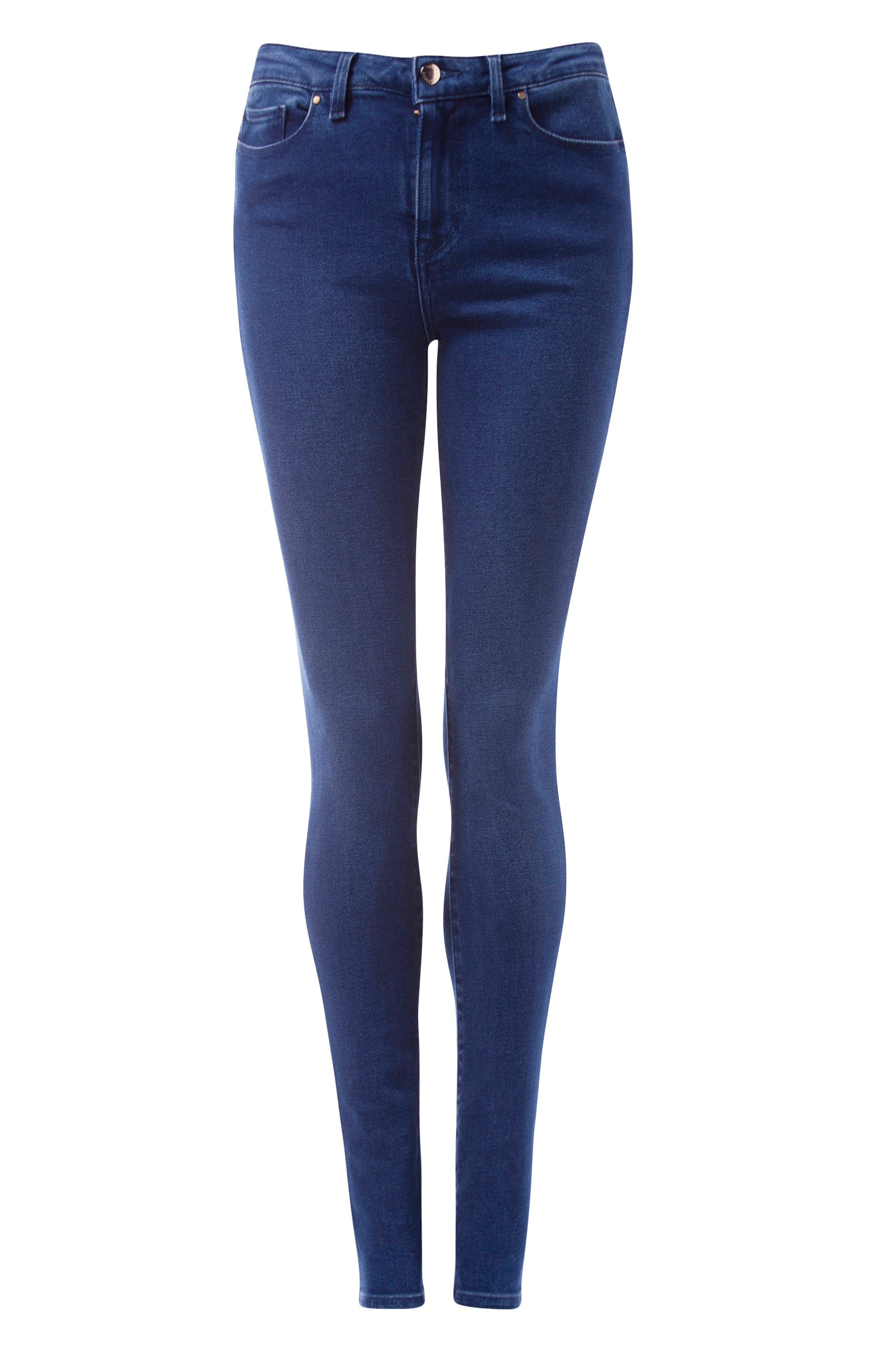 Tommy Hilfiger Como PushUp Cynthia Jeans Blue