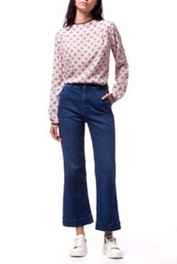 Tommy Hilfiger Tailored Wide Leg Ankle Cynthia Culottes