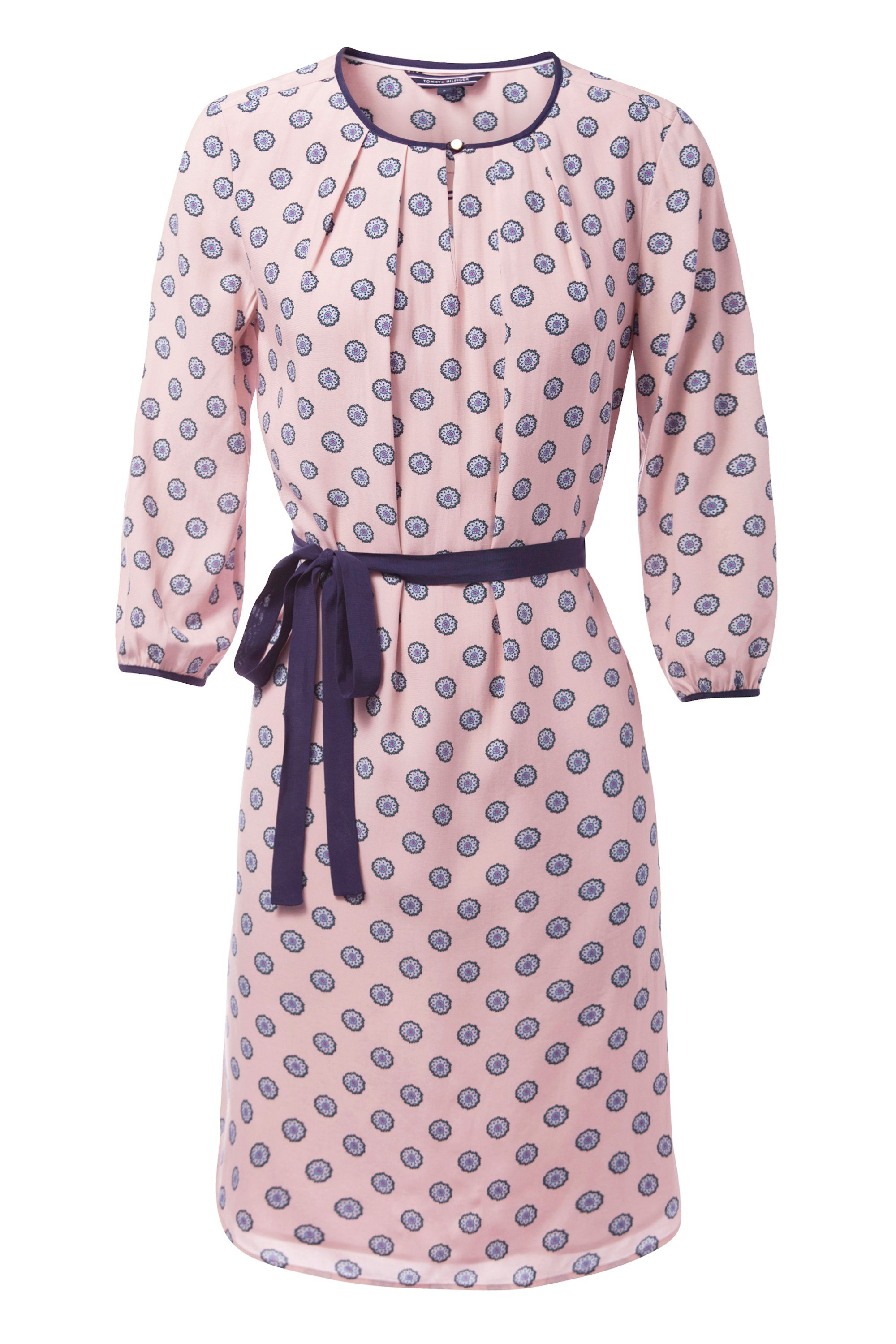Tommy Hilfiger Arden Viscose Dress, Pink