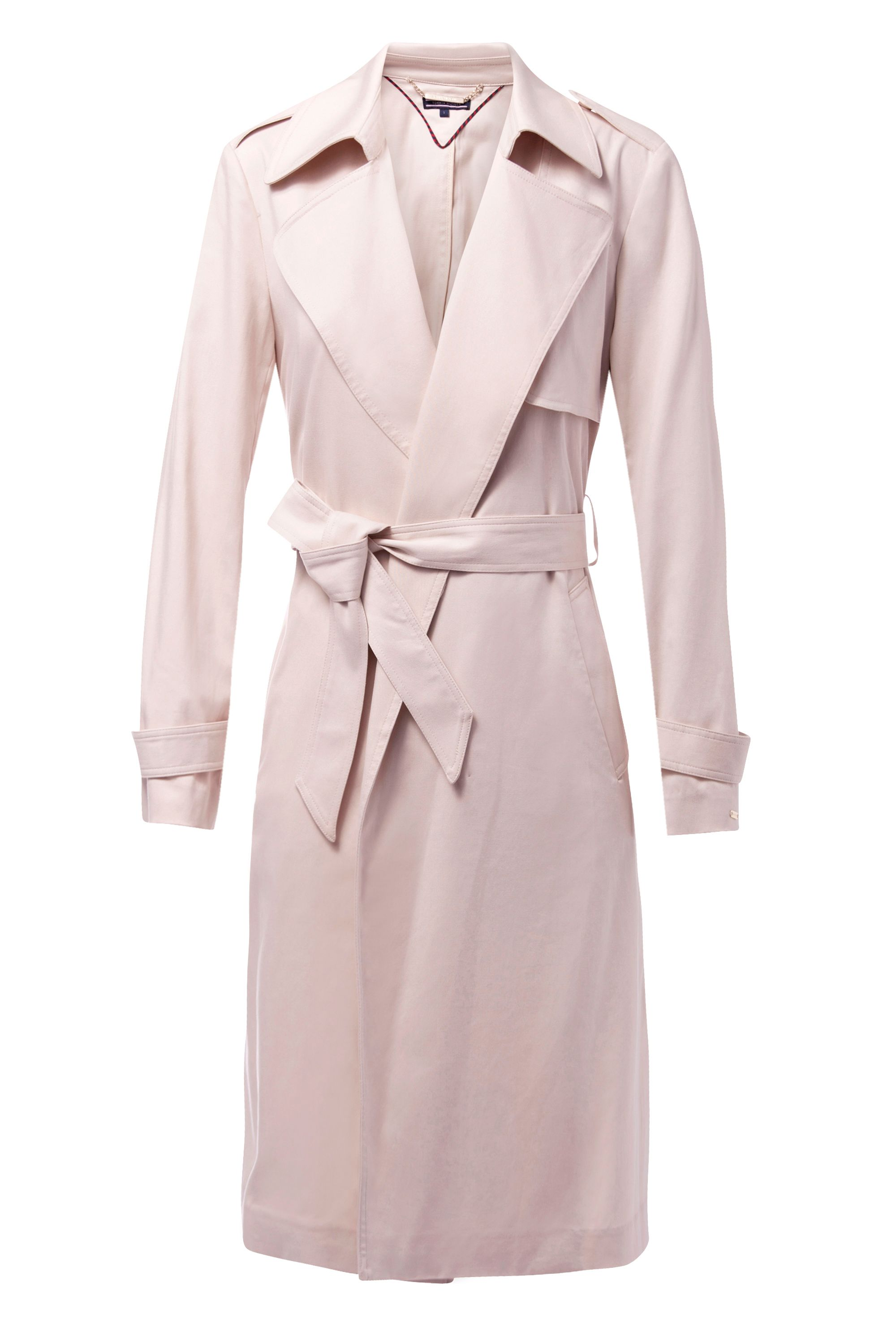 Tommy Hilfiger Beatha Trench Coat, White