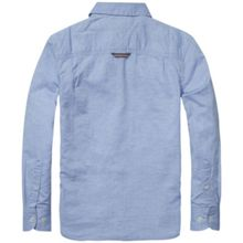 Tommy Hilfiger Boys Ame Chambray Shirt