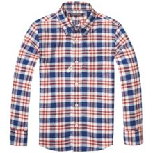 Tommy Hilfiger Boys Neppy Check Shirt