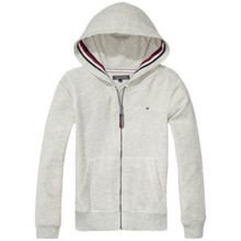 Tommy Hilfiger Boys Ame Zip-Up Hoody