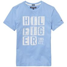 Tommy Hilfiger Boys Ame Printed T-shirt