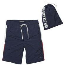 Tommy Hilfiger Boys Ame Flag Swimshort
