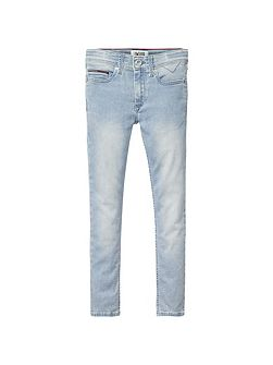 Boys Steve Slim Tapered Jeans