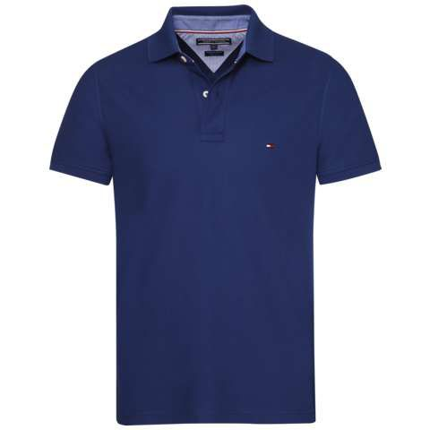 Men's Tommy Hilfiger Performance polo top, Dark Blue
