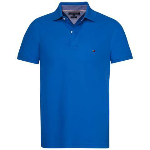 Men's Tommy Hilfiger Performance polo top, Bright Blue
