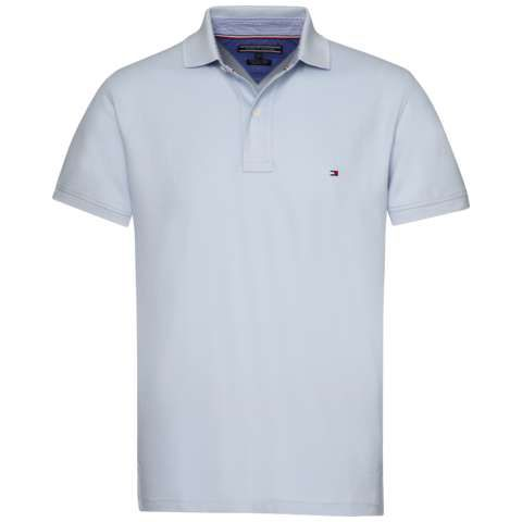 Men's Tommy Hilfiger Regular fit performance polo top, Grey