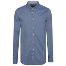 Tommy Hilfiger Two tone diamond structure shirt